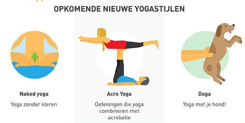 Trending yoga's