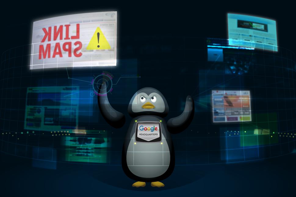 Google penguin update 2016