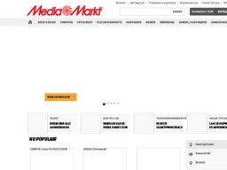 Mediamarkt schermafdruk