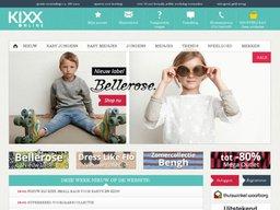 Kixx Online schermafdruk
