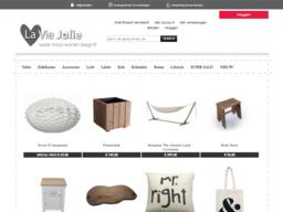 La Vie Jolie schermafdruk