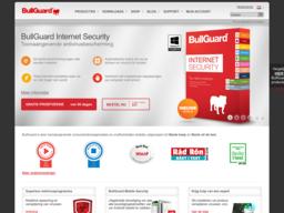 Bullguard schermafdruk