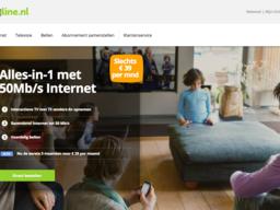 Online.nl schermafdruk