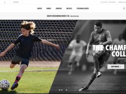 Nike schermafdruk