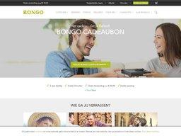 Bongo schermafdruk